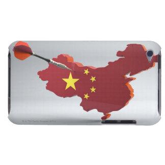 中国のデジタル合成物 Case-Mate iPod TOUCH ケース