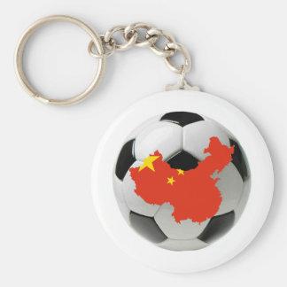 中国の全国代表チーム キーホルダー
