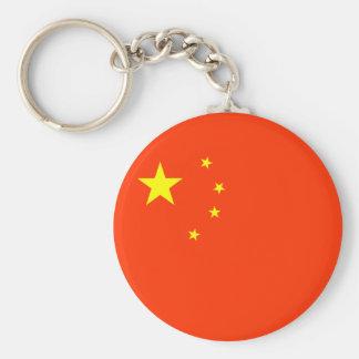 中国の旗 キーホルダー