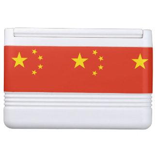 中国の旗 クーラーバスケット