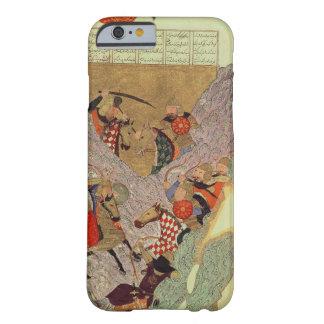 中国人を戦っているGenghis Khan (c.1162-1227) Barely There iPhone 6 ケース