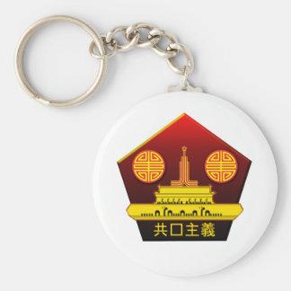 中国共産党のロゴのキーホルダー キーホルダー