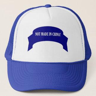 中国製帽子 キャップ