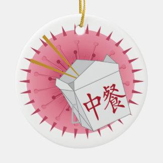 中国語はSRFを取ります セラミックオーナメント