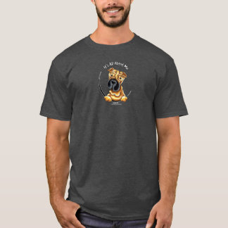 中国語Shar Peiすべてに約私前部ロゴ Tシャツ