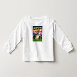 中国語Shar Pei トドラーTシャツ