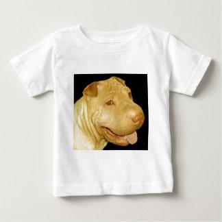 中国語Shar-Pei ベビーTシャツ