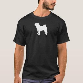 中国語Shar Pei Tシャツ