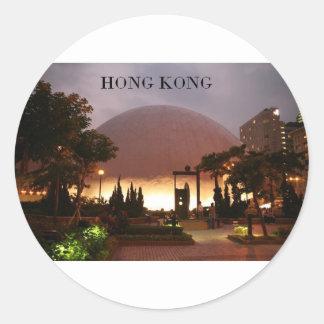 中国香港九龍(St.K) ラウンドシール