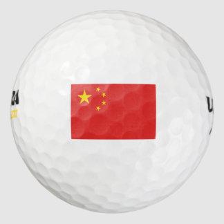 中国 ゴルフボール