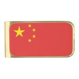 中国 ゴールド マネークリップ