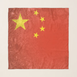 中国 スカーフ
