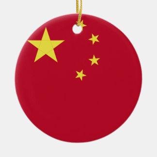 中国 セラミックオーナメント