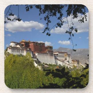 中国、チベット、ラサ、ポタラ宮 コースター