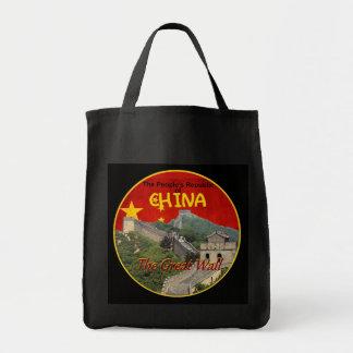中国 トートバッグ