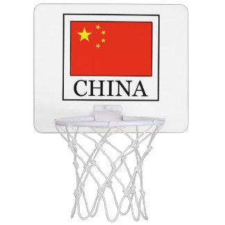 中国 ミニバスケットボールゴール