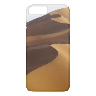 中国、内蒙古のBadain Jaranの砂漠 iPhone 8 Plus/7 Plusケース
