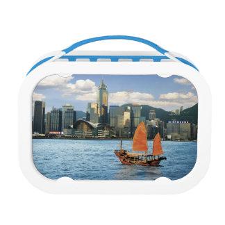 中国; 香港; ビクトリア港; 港; A ランチボックス