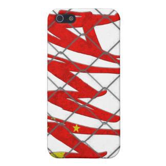 中国MMA 4GのiPhoneの場合 iPhone 5 Case