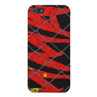 中国MMA 4GのiPhoneの場合 iPhone 5 Cover