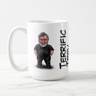 中央の報復者のマグ-トレバー コーヒーマグカップ