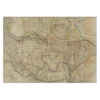 中央アジア2 カッティングボード