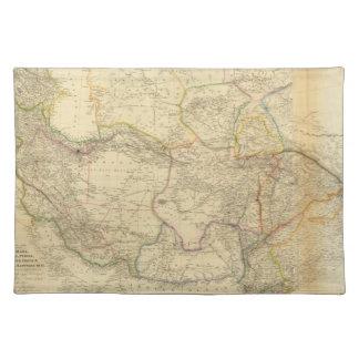 中央アジア2 ランチョンマット