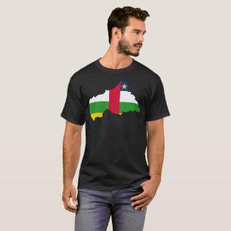中央アフリカの国家のTシャツ Tシャツ