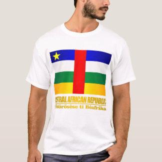 中央アフリカの旗 Tシャツ
