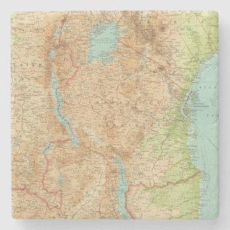 中央アフリカ東セクション ストーンコースター