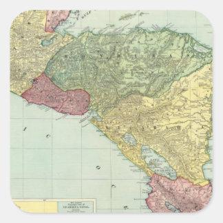 中央アメリカ2 スクエアシール