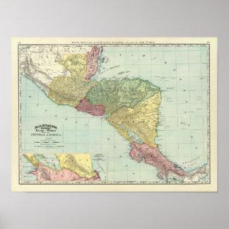 中央アメリカ3 ポスター
