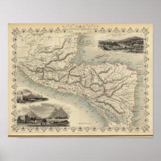 中央アメリカ4 ポスター