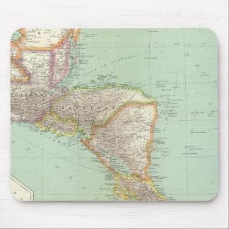 中央アメリカ4 マウスパッド