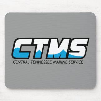 中央テネシー州の海兵隊員サービス マウスパッド