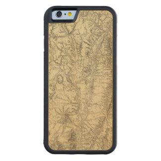中央ニューメキシコ2 CarvedメープルiPhone 6バンパーケース