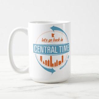 中央マグ コーヒーマグカップ