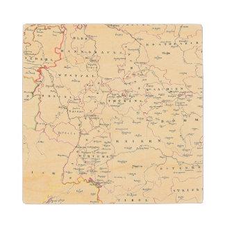 中央ヨーロッパ中のmeterological場所 ウッドコースター