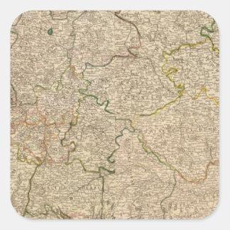 中央ヨーロッパ2 スクエアシール