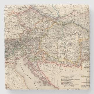 中央ヨーロッパ ストーンコースター