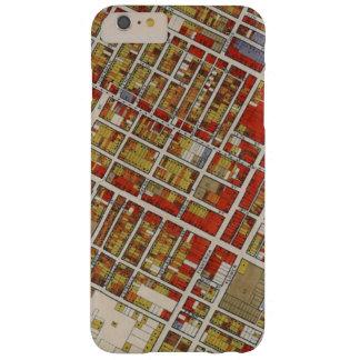 中央ロサンゼルスのWPAの地図 BARELY THERE iPhone 6 PLUS ケース