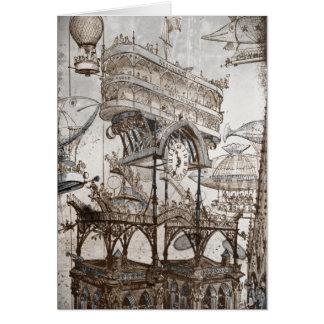 中央場所Notre Dame カード