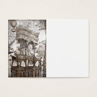 中央場所Notre Dame 名刺