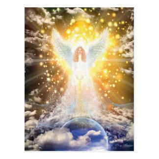 中央日曜日の天使 ポストカード