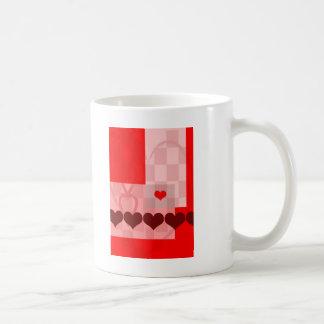 中心の欲求 コーヒーマグカップ