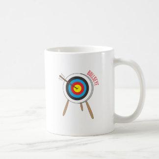 中心点 コーヒーマグカップ