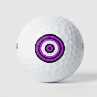 中心点 ゴルフボール