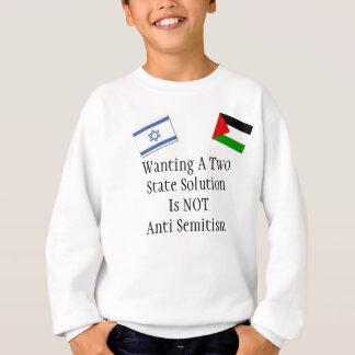 中東の平和のための嘆願 スウェットシャツ