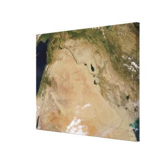 中東2 キャンバスプリント