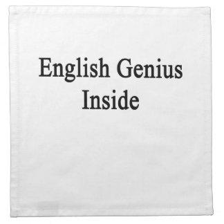 中英国の天才 ナプキンクロス
